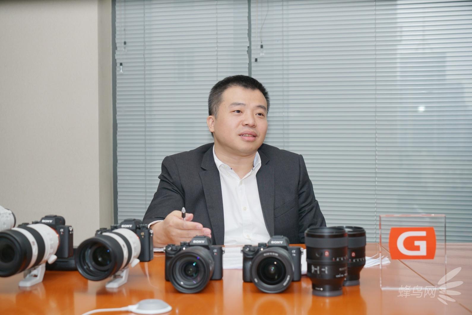 引领全画幅微单战国时代 专访索尼总监李暾