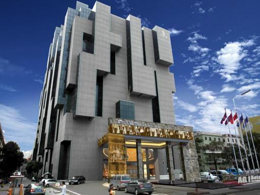深圳市前岸国际艺术中心在深圳市前岸国际酒店完美开幕