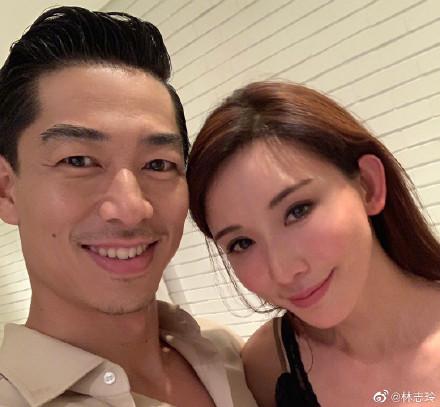 林志玲宣布结婚 林志玲老公照片